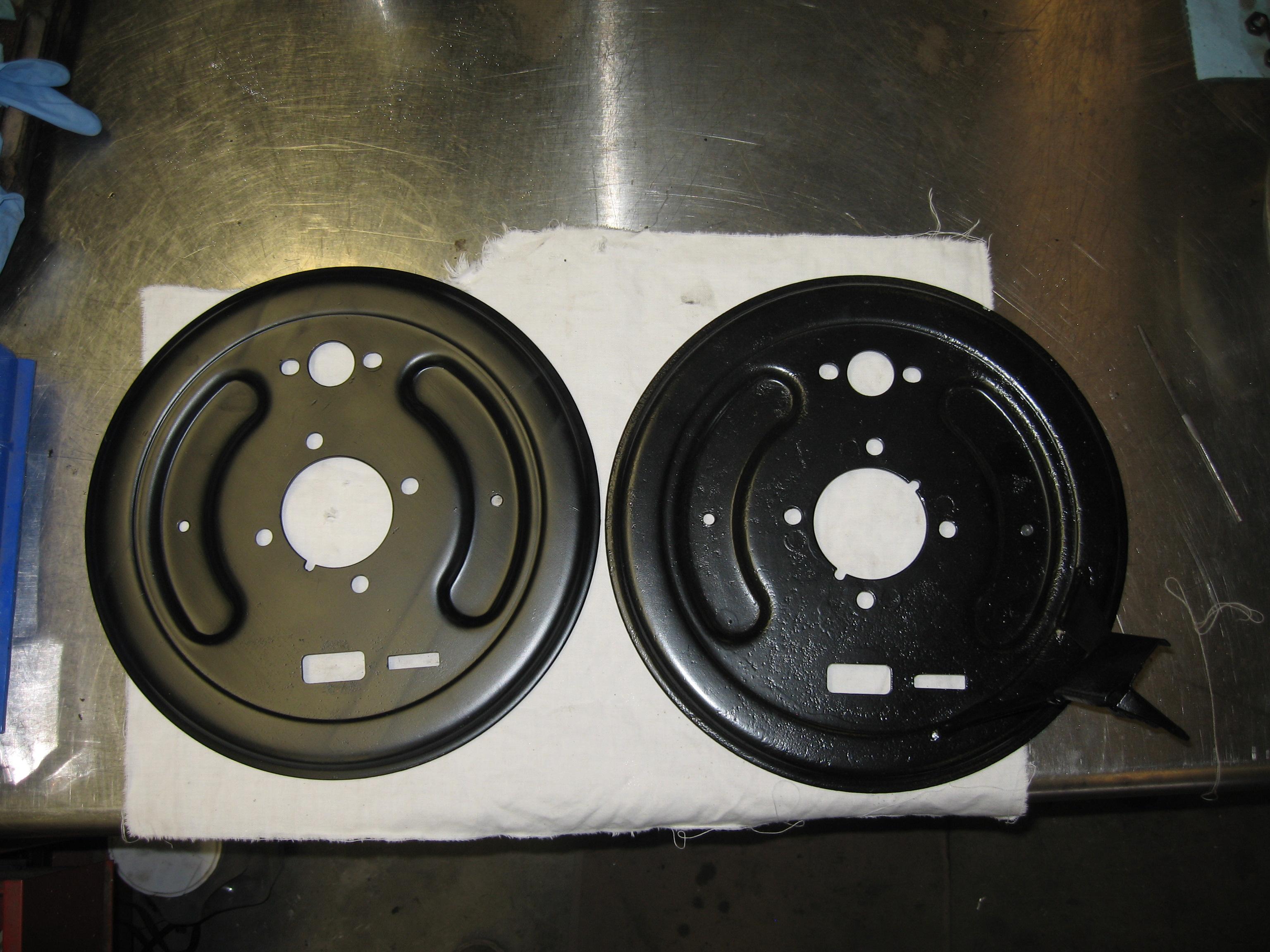 Service manual rear drum removal alfa romeo spider