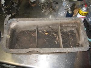 1300 oil pan
