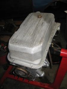 oil pan clean 1300