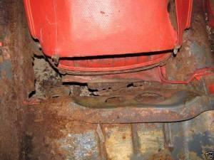 sad 61 giulietta spider floor