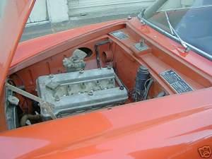 sprint 21140 engine