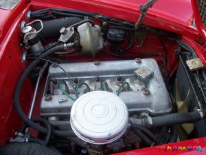 101 Sprint air cleaner