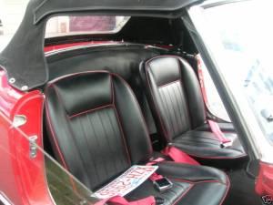 Spider 171443 interior