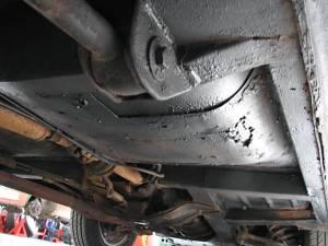 spider 379585 rust repair