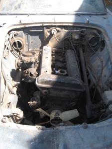 giulietta spider engine