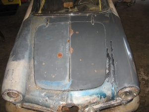 giulietta spider before and after