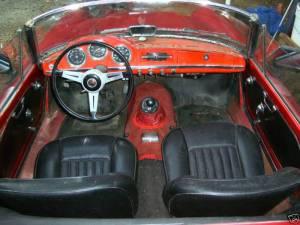 spider 390214 interior