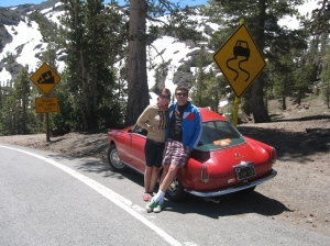 sonora pass sprint
