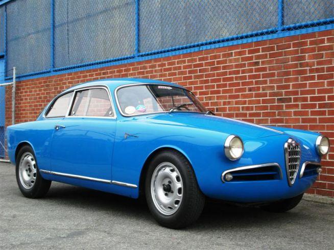 Alfa romeo giulietta sprint veloce alleggerita for sale 5
