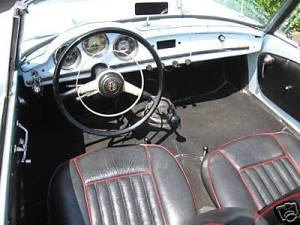 spider 09766 interior