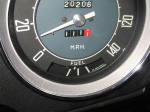 fuel indicate