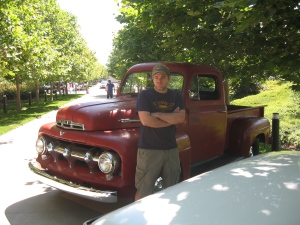 Scott and ford truck