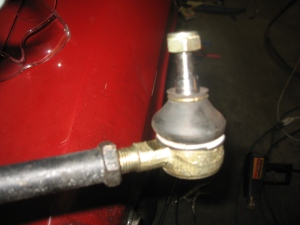 ti tidy 19 new ball joint