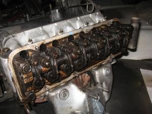 fiat 1438 valve train