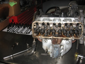 fiat 1438 head coming off