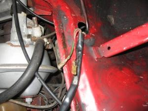 wiper motor problem