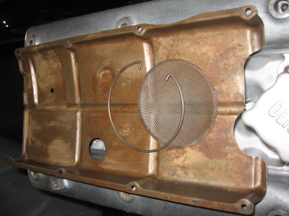 windage tray and course filter