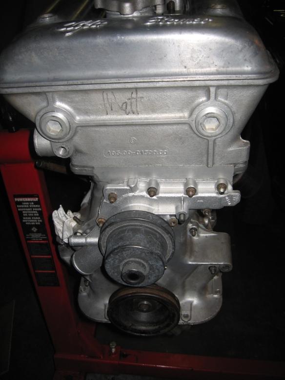 giulietta sprnt speciale engine