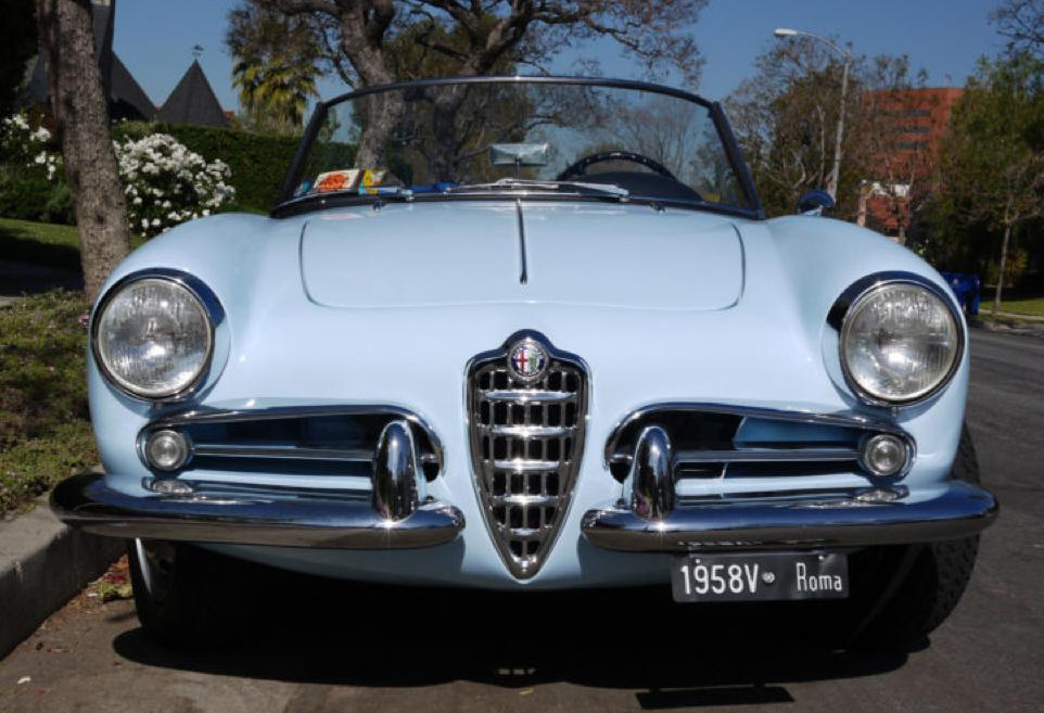 Alfa romeo spider veloce for sale california 15