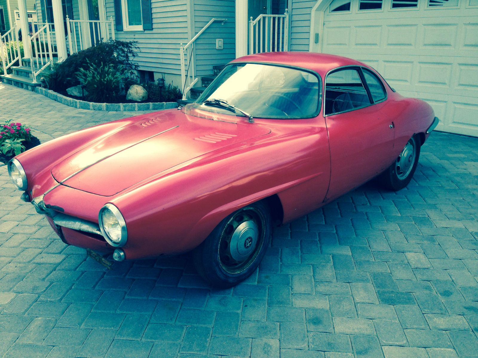Market 388: SS 00242 in New Jersey | Alfa Romeo Giuliettas