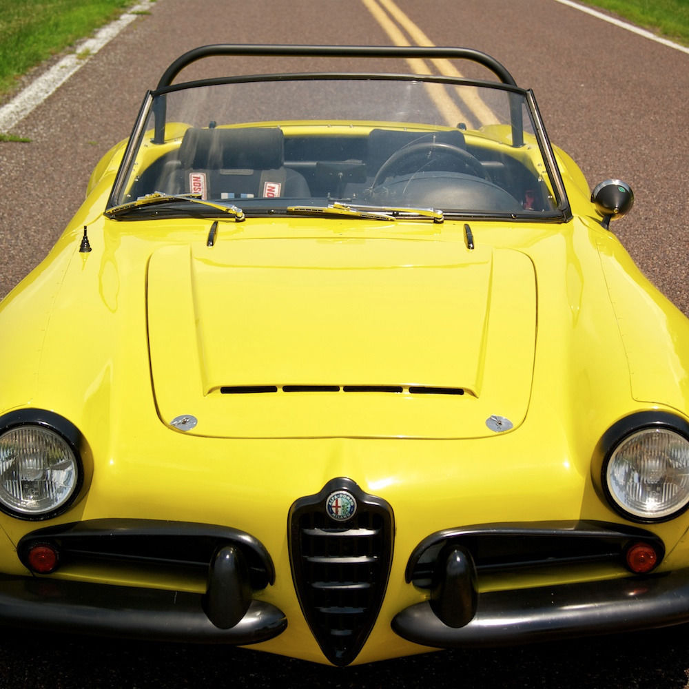 History Alfa Romeo Giuliettas - Alfa romeo giulietta 1960 for sale