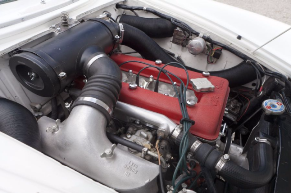 ss850 engine from right