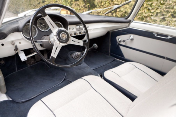 ss850 interior from left